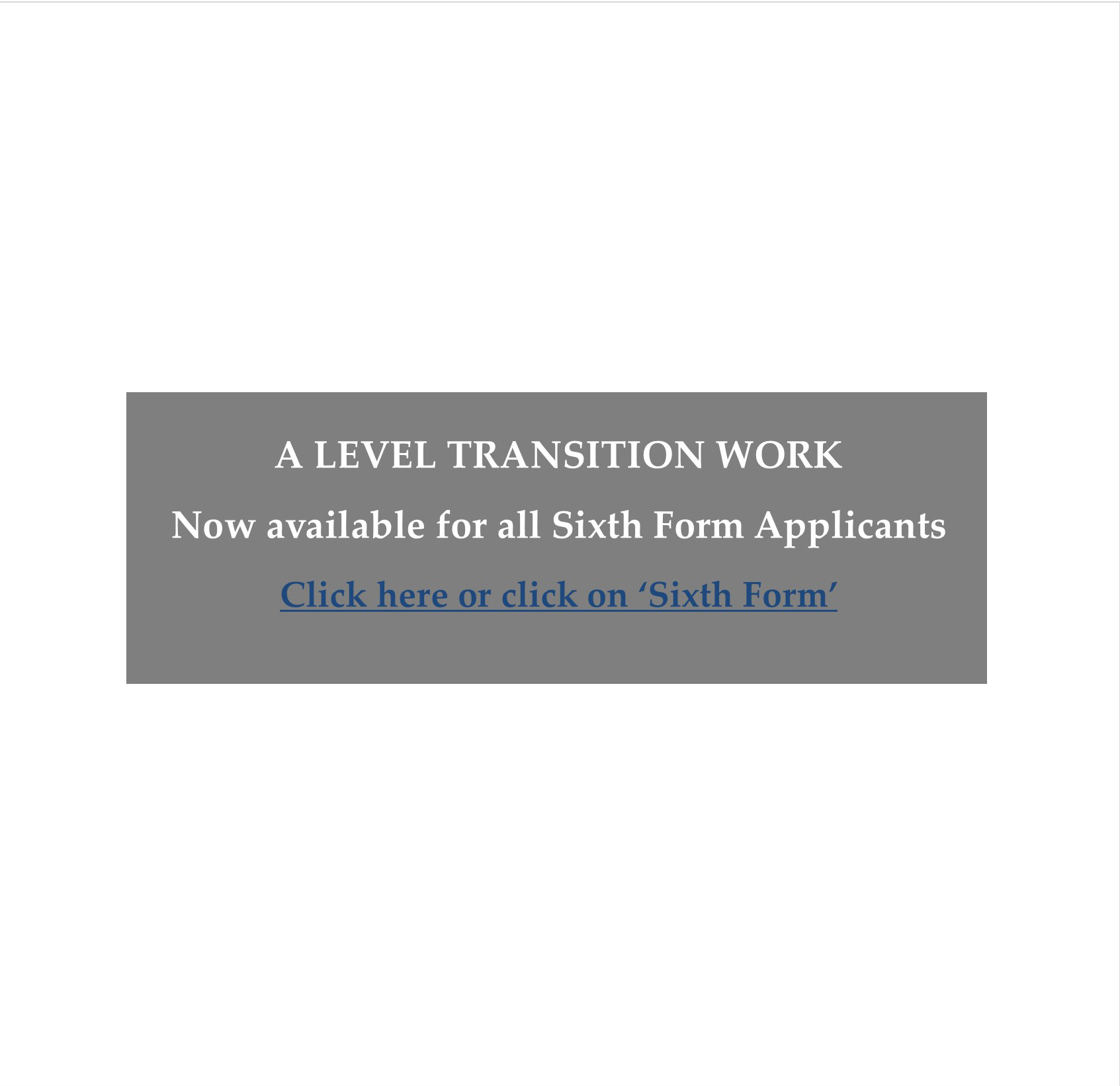 2020 Transistion Work Banner Website April 2020.pub