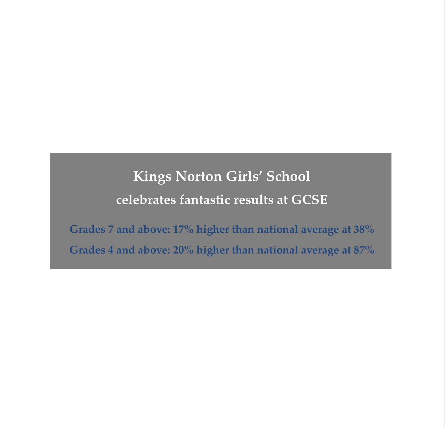 GCSE Results Headline Banner Website Aug 2019 Final