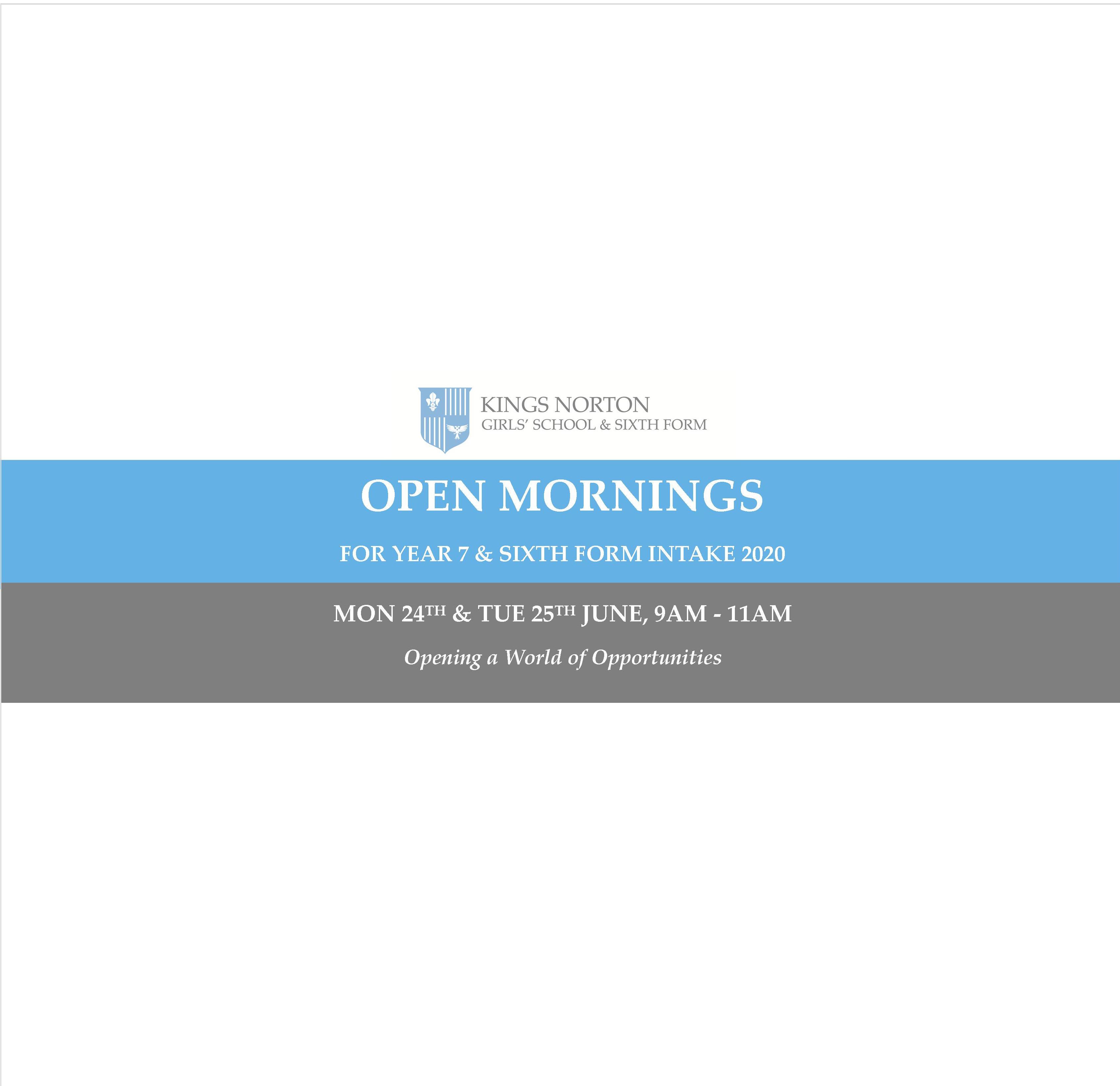 Website Ad Open Morning June 2019